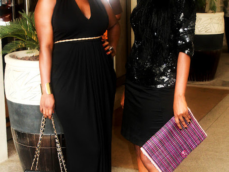 ARISE MAGAZINE FASHION WEEK 2012: OUT AND ABOUT