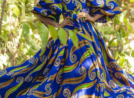 Ms Universe Sierra Leone, Marie Esther Bangura for  Madam Wokie & the Tacugama Chimpanzee Sanctuary