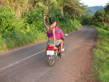 MADAM WOKIE FOR NEW AFRICAN WOMEN MAGAZINE S/S 2012