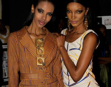AFI  FASHION WEEK JOHANNESBURG 2011