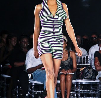 Video: THE MADAM YOKO COLLECTION AT ARISE MAGAZINE FASHIONWEEK 2011