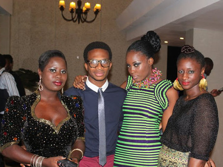 ARISE MAGAZINE FASHION WEEK 2011: THE AFTER PARTY