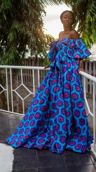 Madam Wokie 2018 Resort Collection