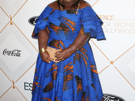GABOUREY SIDIBIE IN MADAM WOKIE AT THE ESSENCE BLACK WOMEN IN HOLLYWOOD AWARDS