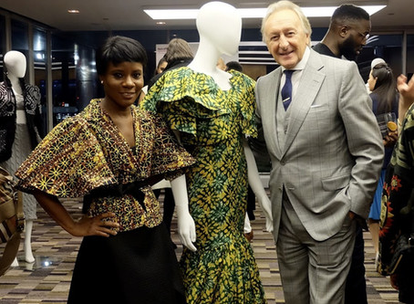 COMMONWEALTH FASHION COUNCIL EXHIBITION & RECEPTION, NEW ZEALAND HIGH COMMISSION,