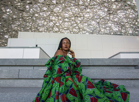 Maryann Kaikai honoured with the Eminence Africa Lifetime Achievement and Excellence Award 2019