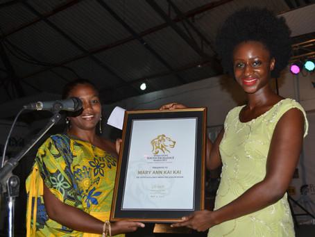 MADAM WOKIE, BEST DESIGNER 2012