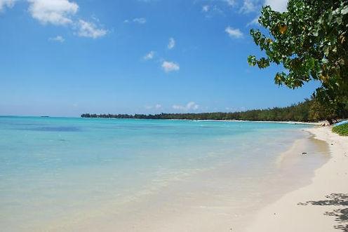 Appartement locaton plage Mont Choisy île Maurice