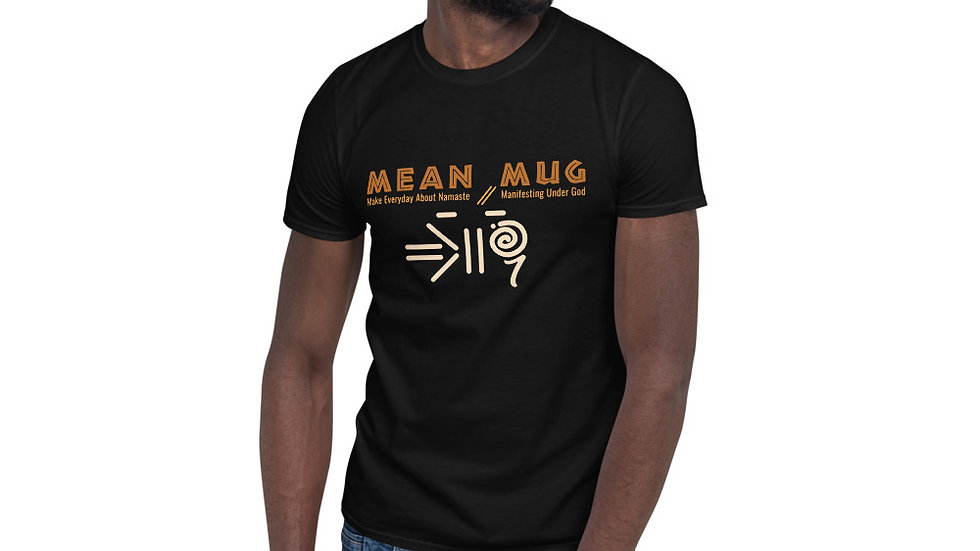 Mean Mug Short-Sleeve Unisex T-Shirt