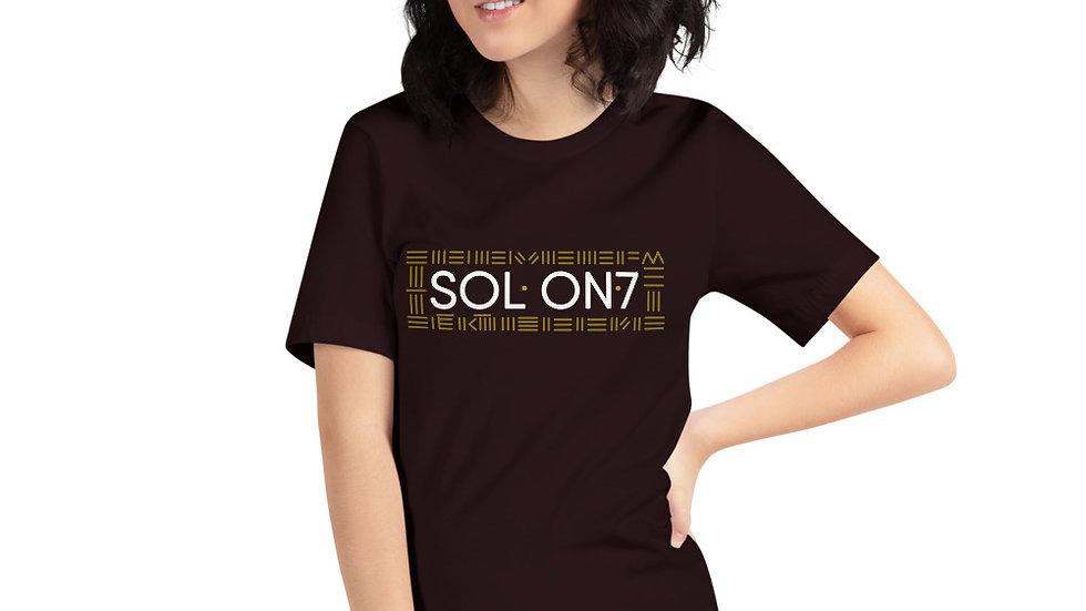 SolON7 Peace Short-Sleeve Unisex T-Shirt