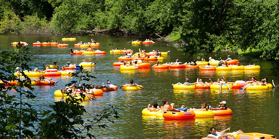 Tubing on the New River (Tentative Time and Date)