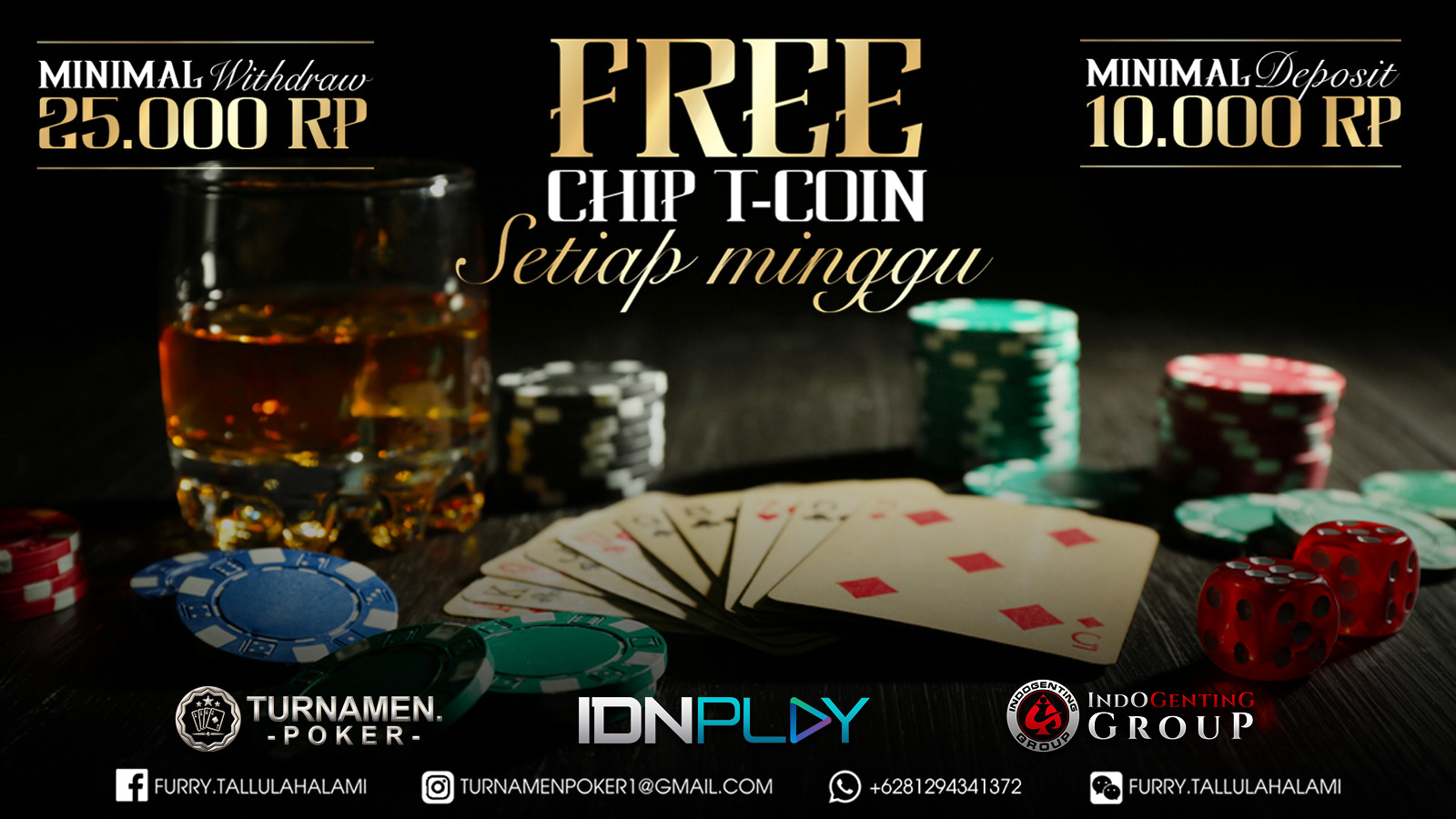 Turnamen Poker Online Situs Daftar Agen Judi Poker Online Indonesia