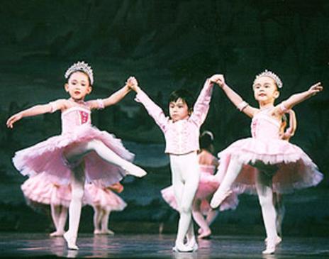 2004年 ジュニアバレエ発表会