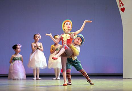 2010年 ジュニアバレエ発表会