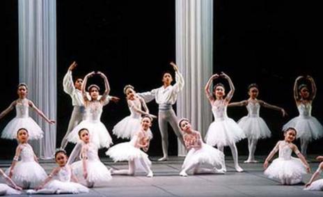 2002年 ジュニアバレエ発表会