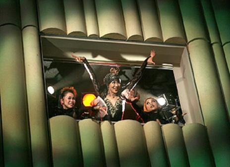 2012年 ジュニアバレエ発表会 眠れる森の美女