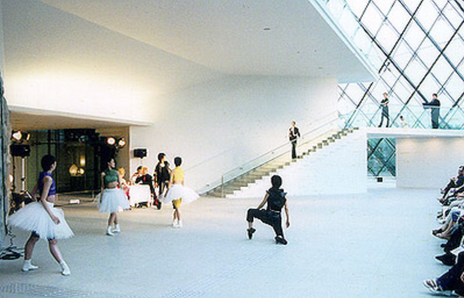 2004年 オフ シアター シリーズ in モエレ沼「Salut d' amour」