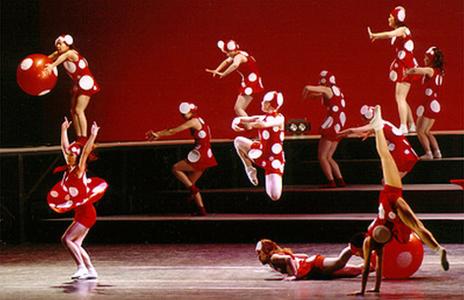 2004年 JAZZ DANCE NOW'04,D12+1