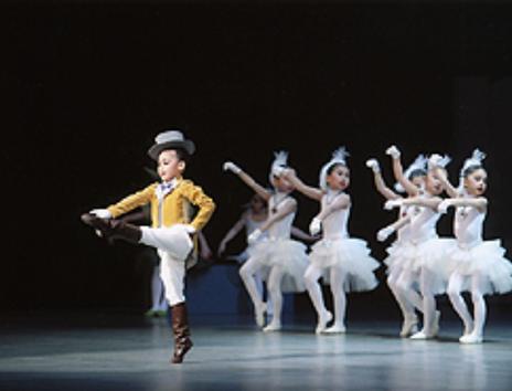 2008年 ジュニアバレエ発表会