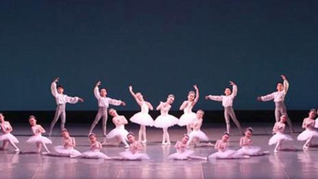 2014年 ジュニアバレエ発表会
