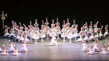 2006年 ジュニアバレエ発表会