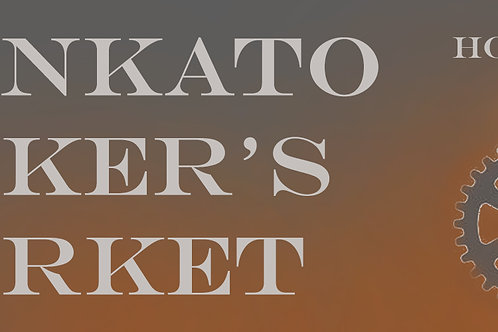Mankato Makers Market Vendor Fee