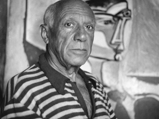 Even Picasso Didn't Know How To Paint