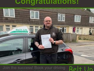 🔴 TEST PASS! 🔴 Congratulations to Ian Ward!