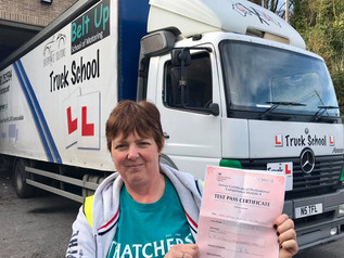 Carol Brice passed her Mod 4 CPC test today at the FIRST TIME attempt today with full 100% score!
