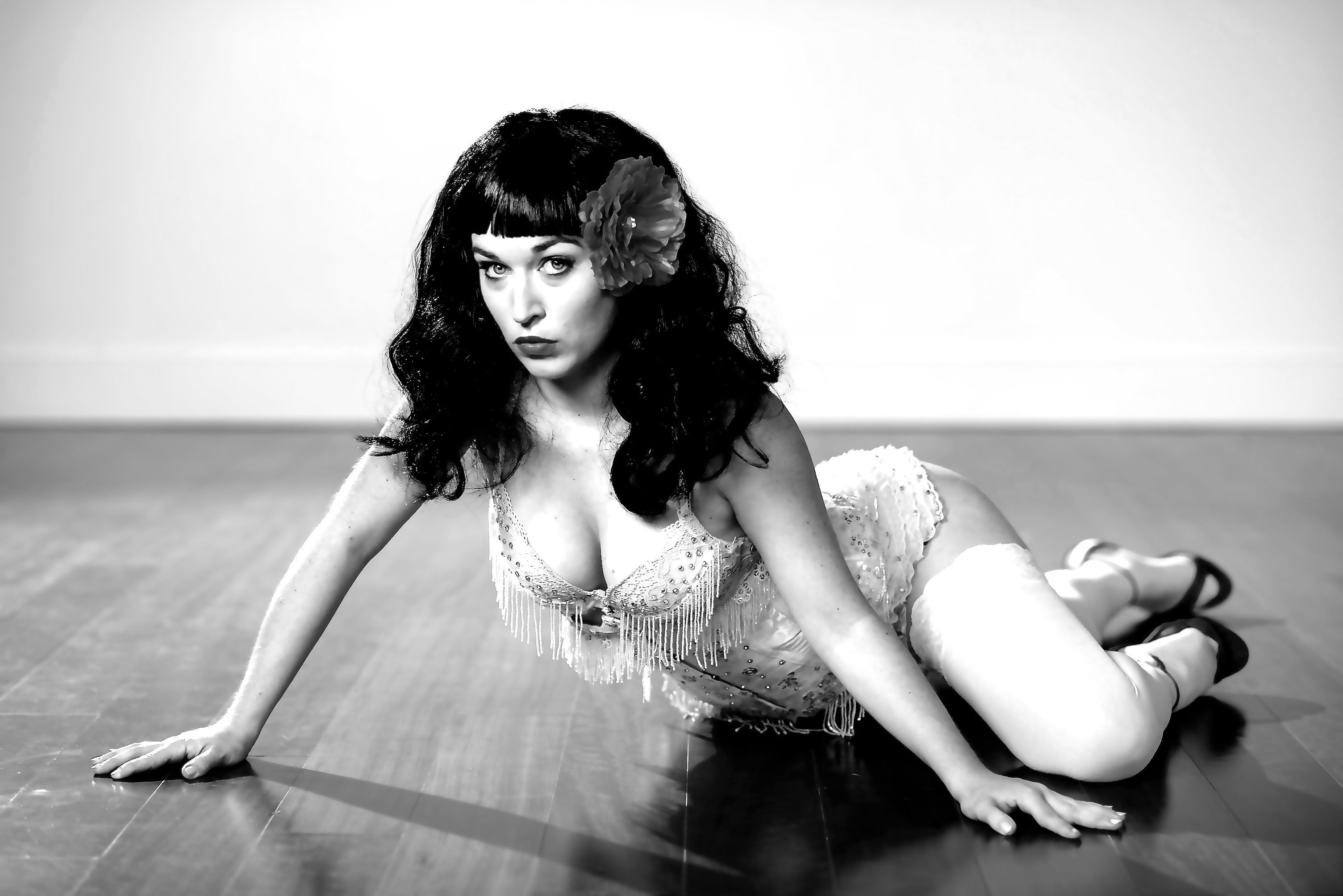 Bettie Page Tribute Shoot