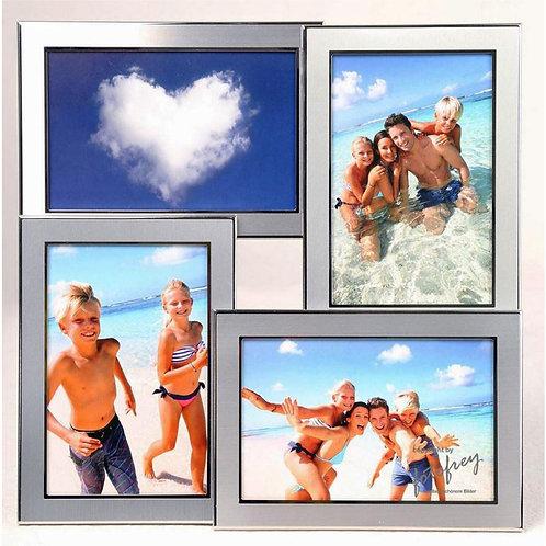 AL - Aluminium Fotolijst Sania Mat Zilver