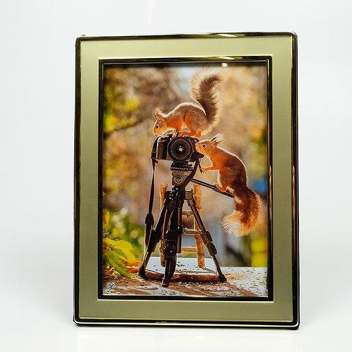 AL - Fotolijst - Mat Goud