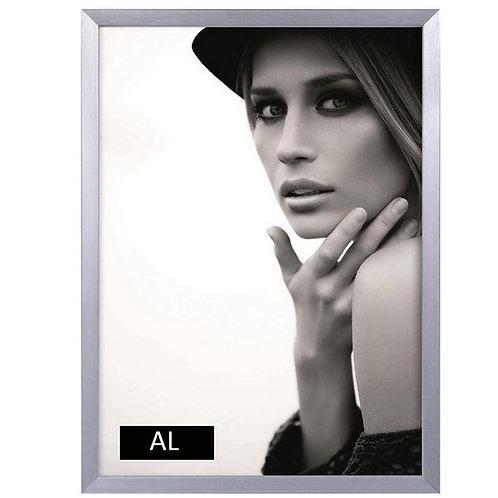 AL - Smalle Aluminium Fotolijst - Zilver
