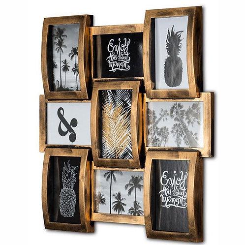 AL - Bronze Collagelijst - 9x 10 x 15 cm