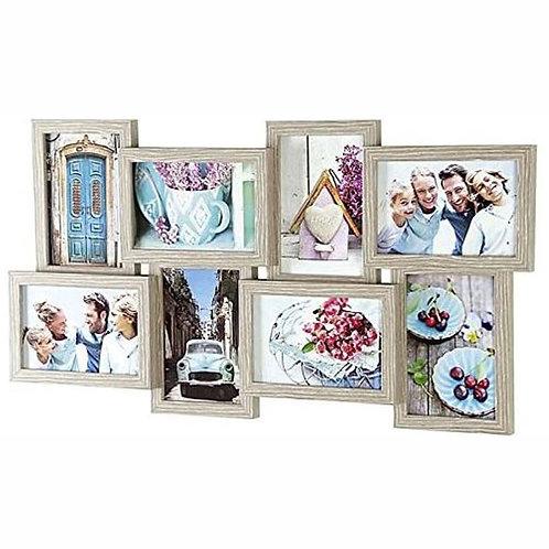 AL - Collage Fotolijst - 8x 10 x 15 cm