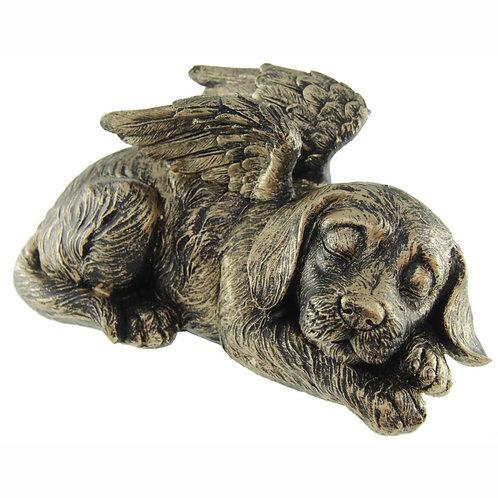 AL - Urn Hond Brons