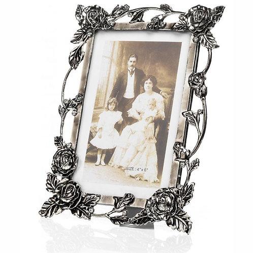 AL - Antieke Fotolijst - Roos Strass