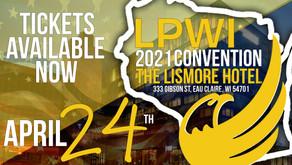LPWI 2021 Convention