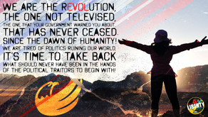 WE ARE THE REVOLUTION!