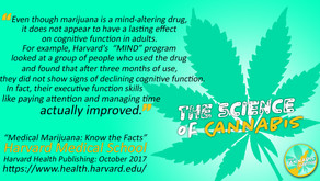 The SCIENCE of Cannabis (Cont'd.)