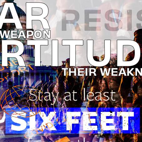 WE MUST RESIST
