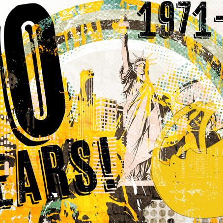 50 YEARS!!