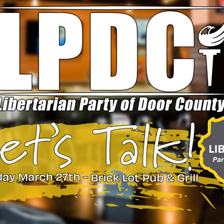 LPDC March Meeting