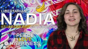 Nadia Moen for Sturgeon Bay City Council