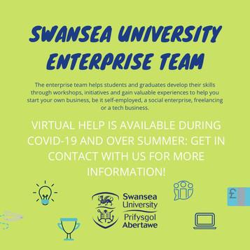 Swansea University Enterprise Team