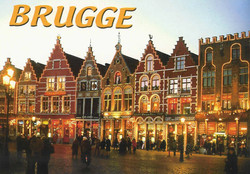 Brugge is one of the most beautiful cities in Europe