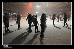 ice skating rink 'the Schaverdijn'- 10min. walk from ks51