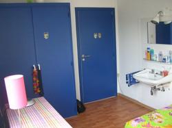 3rd floor upgraded room