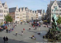 Take a trip to Antwerp