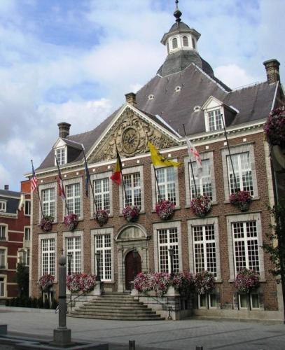 old city hall  of Hasselt